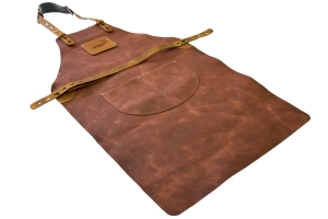 Artiss leather apron