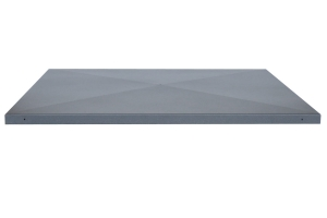Artiss BBQ protective lid graphite